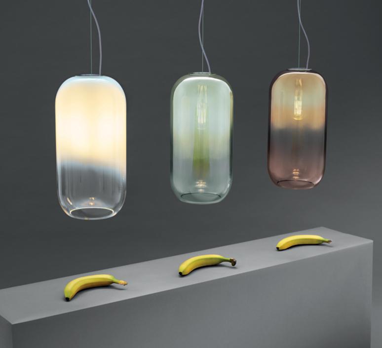 Gople bjarke ingels group suspension pendant light  artemide 1405040a  design signed 60690 product