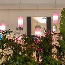 Gople rwb bjarke ingels group suspension pendant light  artemide 1407010a  design signed 60695 thumb