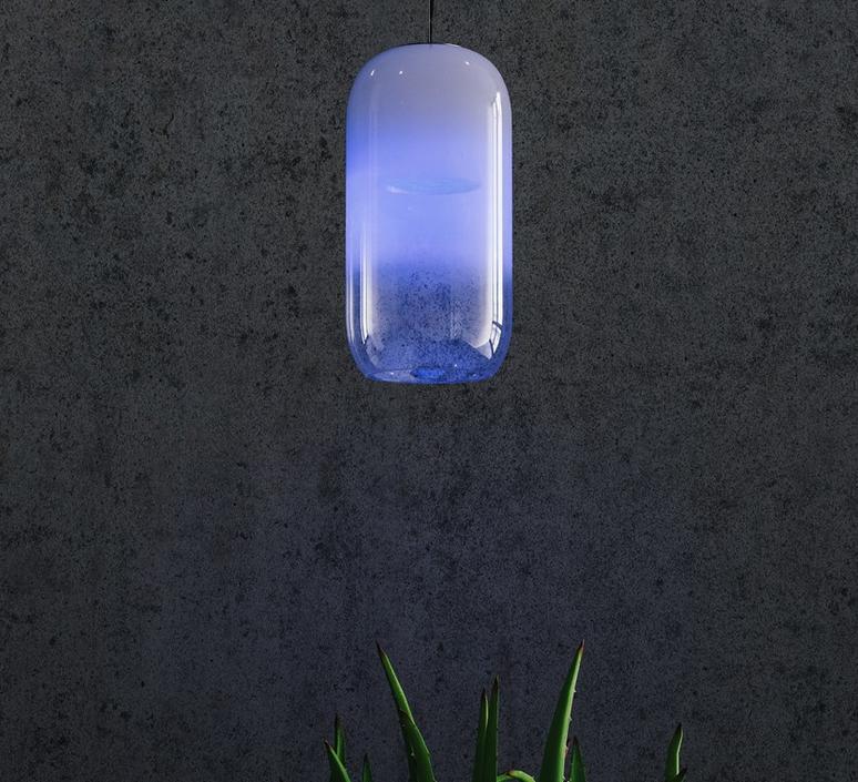 Gople rwb bjarke ingels group suspension pendant light  artemide 1407010a  design signed 60696 product