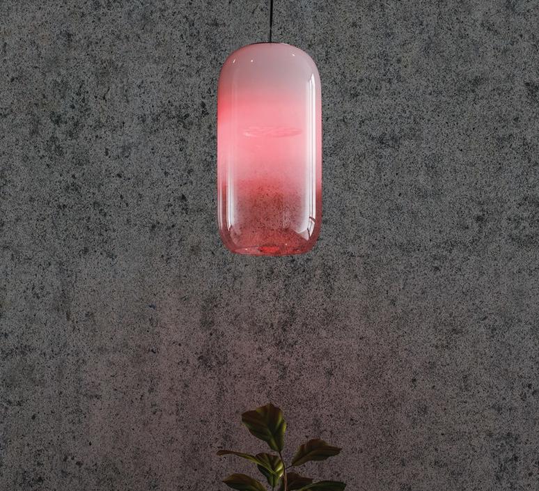 Gople rwb bjarke ingels group suspension pendant light  artemide 1407010a  design signed 60697 product