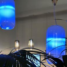 Gople rwb bjarke ingels group suspension pendant light  artemide 1407010a  design signed 60699 thumb