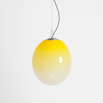 Suspension gradation jaune l20cm h25cm atelier areti normal