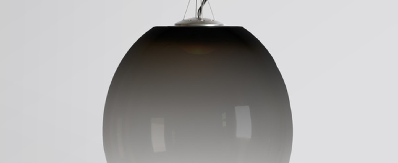 Suspension gradation noir l20cm h25cm atelier areti normal
