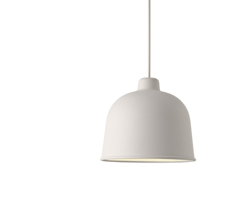 Grain jens fager suspension pendant light  muuto 21035  design signed 36176 product