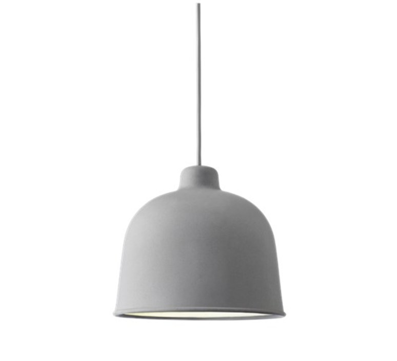 Grain jens fager suspension pendant light  muuto 21004  design signed 60315 product