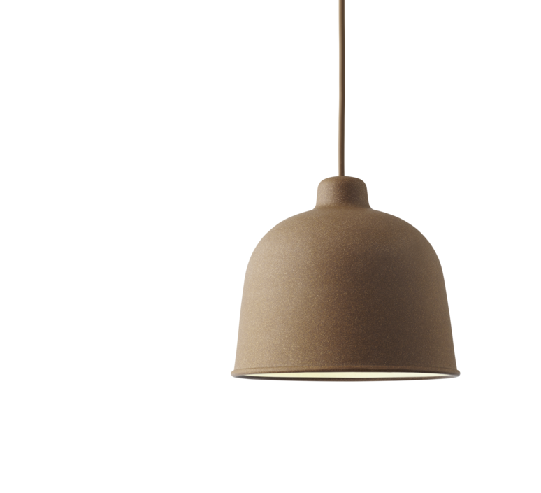 Grain jens fager suspension pendant light  muuto 21003  design signed 36182 product