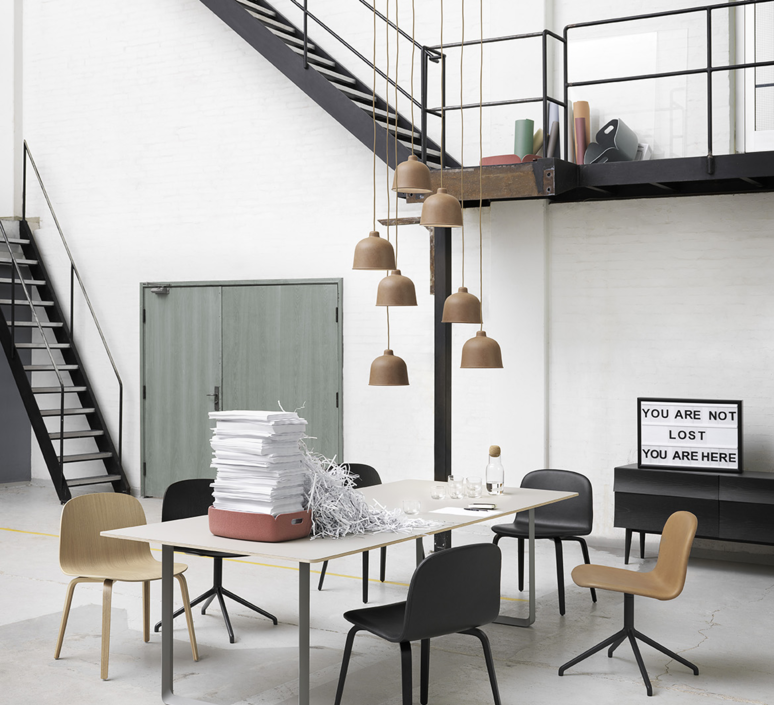 Grain jens fager suspension pendant light  muuto 21003  design signed 36184 product