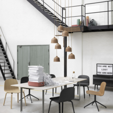 Grain jens fager suspension pendant light  muuto 21003  design signed 36184 thumb