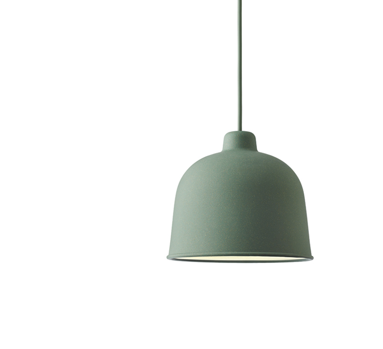 Grain jens fager suspension pendant light  muuto 21036  design signed 36179 product