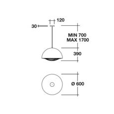 Grid brian rasmussen suspension pendant light  palluco grds120472  design signed 47823 thumb