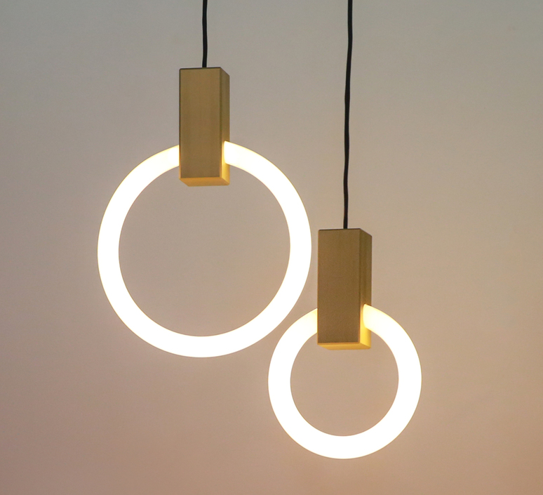 Halo 12 matthew mccormick suspension pendant light  studio matthew mccormick h p12 brb  design signed 53217 product