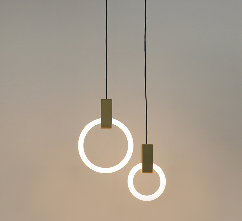 Halo 12 matthew mccormick suspension pendant light  studio matthew mccormick h p12 brb  design signed 53218 product
