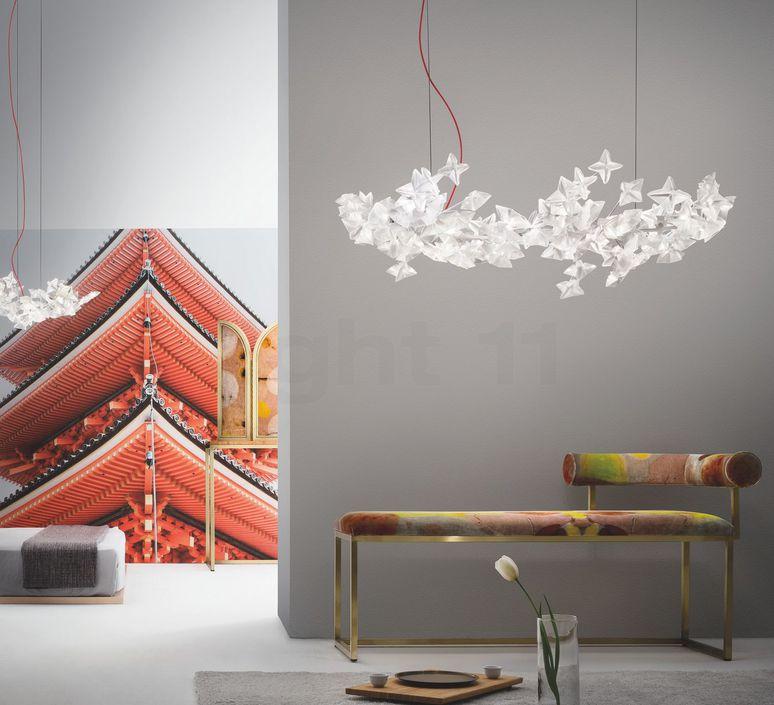 Hanami l adrianno rachele suspension pendant light  slamp han78sos0003le000  design signed 45971 product