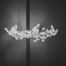 Hanami l adrianno rachele suspension pendant light  slamp han78sos0003le000  design signed 45972 thumb