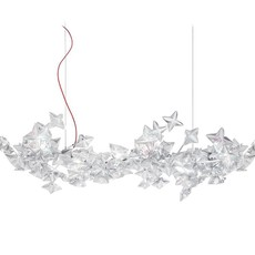 Hanami l adrianno rachele suspension pendant light  slamp han78sos0003le000  design signed 45975 thumb