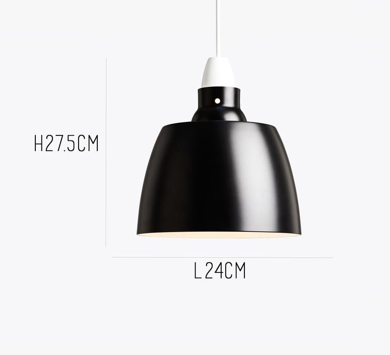 Hang on honey jet black niels bakrasmussen suspension pendant light  newworks 20210  design signed 30679 product