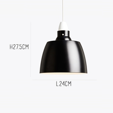 Hang on honey jet black niels bakrasmussen suspension pendant light  newworks 20210  design signed 30679 thumb