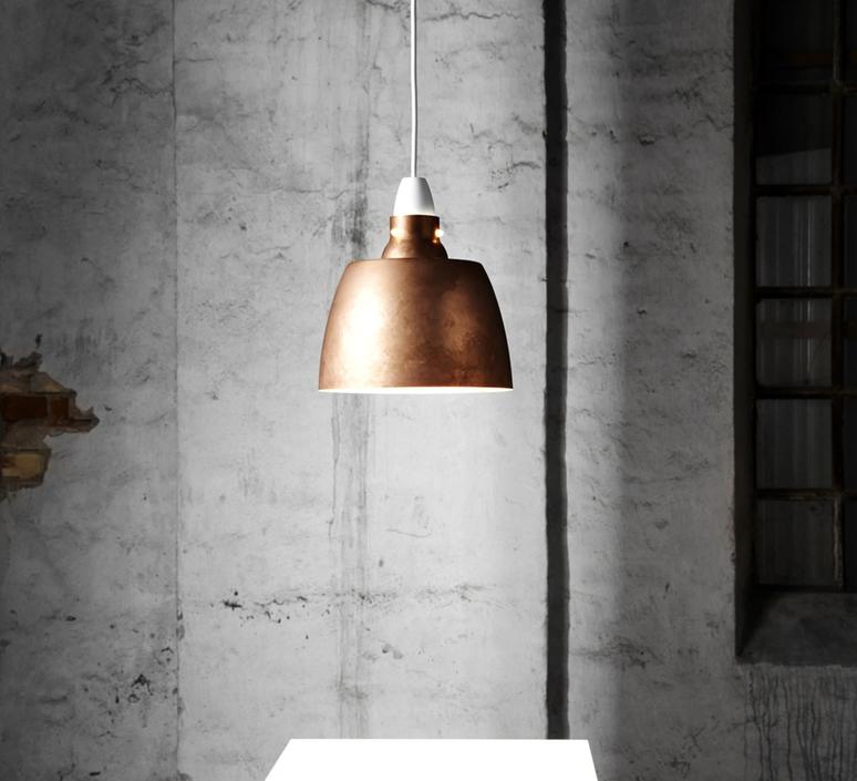 Hang on honey raw copper niels bakrasmussen suspension pendant light  newworks 20212  design signed 30635 product