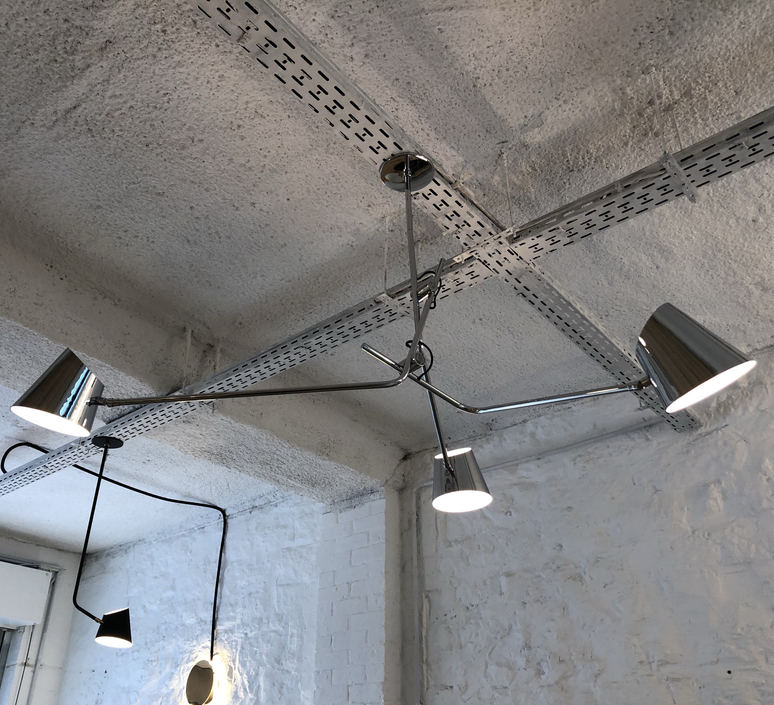 Hartau triple alexandre joncas gildas le bars suspension pendant light  d armes hatrwhox1  design signed nedgis 73829 product