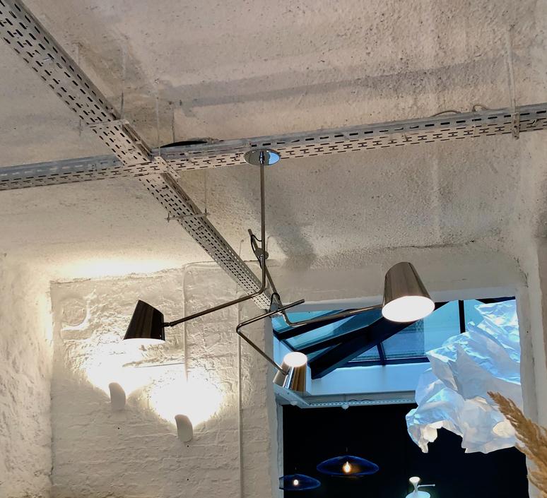 Hartau triple alexandre joncas gildas le bars suspension pendant light  d armes hatrwhox1  design signed nedgis 73833 product