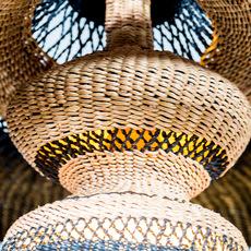 Hatter 2tier sara efia reddin suspension pendant light  golden editions hatter 2tier midnight  design signed nedgis 71119 thumb