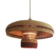 Hatter 2tier sara efia reddin suspension pendant light  golden editions hatter 2tier ginger  design signed nedgis 71123 thumb