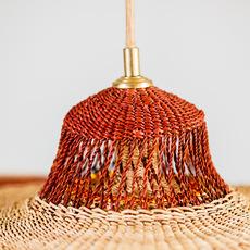 Hatter 2tier sara efia reddin suspension pendant light  golden editions hatter 2tier ginger  design signed nedgis 71124 thumb