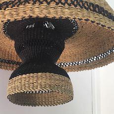 Hatter 2tier sara efia reddin suspension pendant light  golden editions hatter 2tier natural  design signed nedgis 71125 thumb