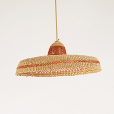 Hatter sara efia reddin suspension pendant light  golden editions hatter44cm ginger  design signed nedgis 103970 thumb