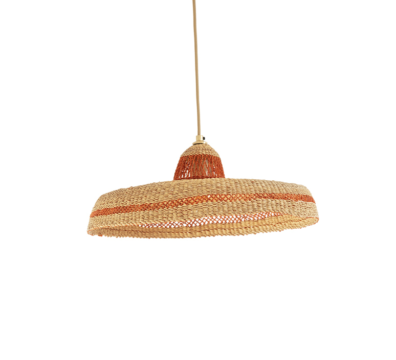 Hatter sara efia reddin suspension pendant light  golden editions hatter44cm ginger  design signed nedgis 103972 product