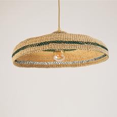Hatter sara efia reddin suspension pendant light  golden editions hatter natural herb  design signed nedgis 103903 thumb