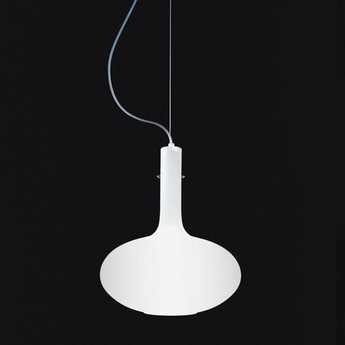 Suspension hauteur reglable a tomic blanc h35cm fontana arte normal