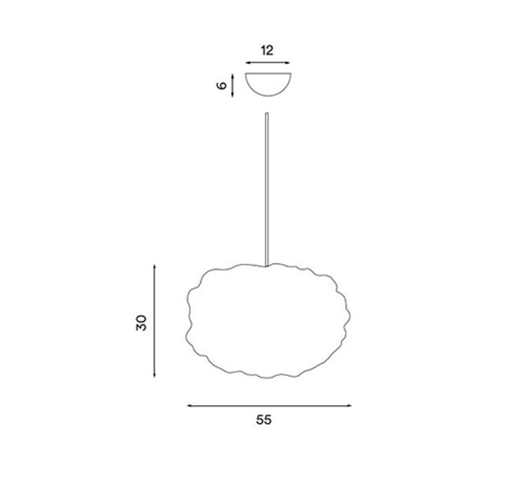 Heat small johanna foresberg suspension pendant light  northern 483  design signed nedgis 117933 product