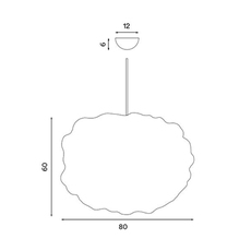 Heat small johanna foresberg suspension pendant light  northern 484  design signed nedgis 117936 thumb