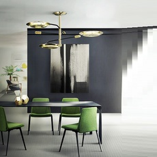 Botti studio delightfull delightfull suspension botti 90 gold luminaire lighting design signed 29854 thumb