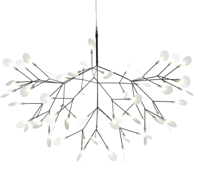 Heracleum ii bertjan pot suspension pendant light  moooi molher nc   design signed 37459 product