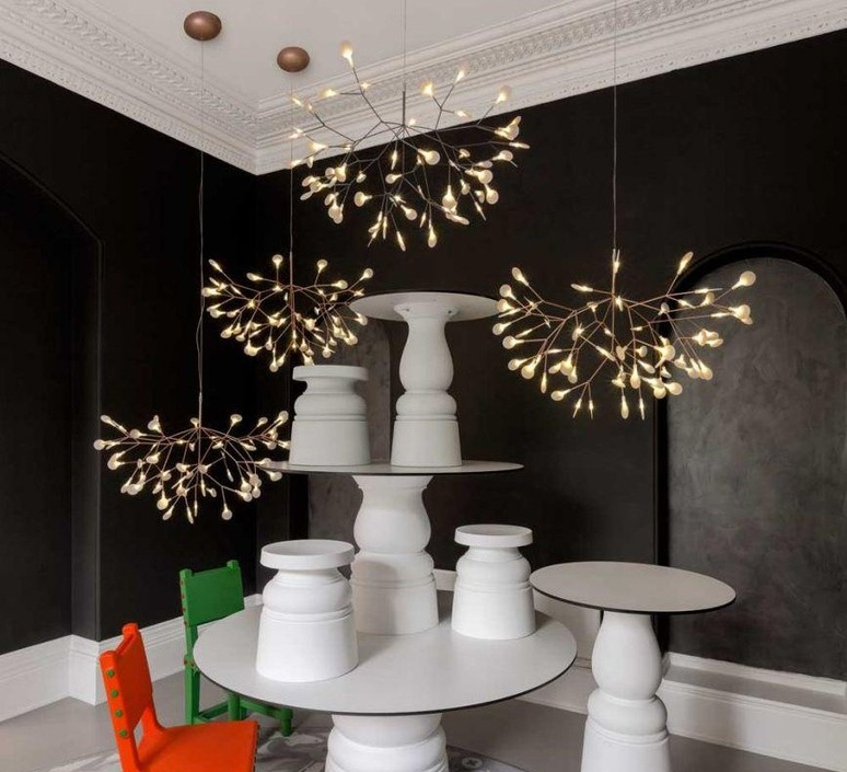 Heracleum ii bertjan pot suspension pendant light  moooi molher nc   design signed 37460 product