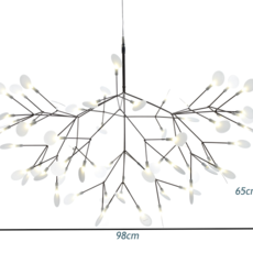 Heracleum ii bertjan pot suspension pendant light  moooi molher nc   design signed 37461 thumb