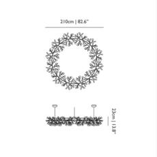 Heracleum the big o  suspension pendant light  moooi molherbo nb  design signed 57117 thumb