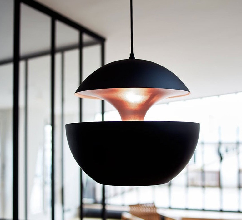 Here comes the sun 350 bertrand balas suspension pendant light  dcw editions wh cop 350  design signed nedgis 70291 product