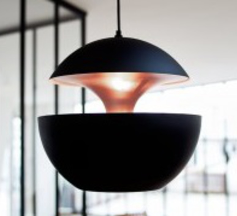 Here comes the sun 450 bertrand balas suspension pendant light  dcw editions bl cop 450  design signed nedgis 65370 product