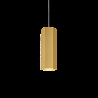 Suspension hexo 2 0 led 3000k or brosse h20cm wever ducr normal