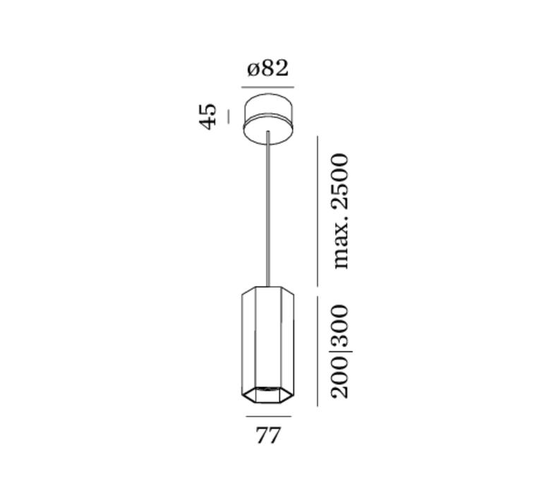 Hexo 2 0 par16 studio wever ducre  wever et ducre 207320q0 luminaire lighting design signed 28112 product