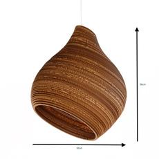 Hive 12 seth grizzle et jonathan junker suspension pendant light  graypants dark 8718531271791  design signed 36645 thumb