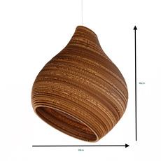 Hive 15 seth grizzle et jonathan junker suspension pendant light  graypants dark 8718531271807  design signed 36647 thumb