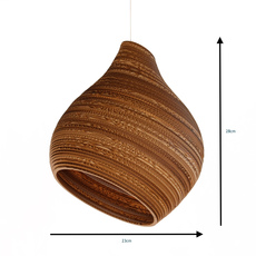 Hive 9 seth grizzle et jonathan junker suspension pendant light  graypants dark 8718531271784  design signed 36643 thumb