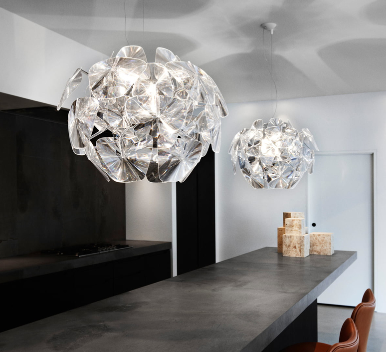 Hope d66 18 francisco gomez paz suspension pendant light  luceplan 1d6618s00000  design signed 55136 product