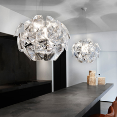 Hope d66 18 francisco gomez paz suspension pendant light  luceplan 1d6618s00000  design signed 55136 thumb