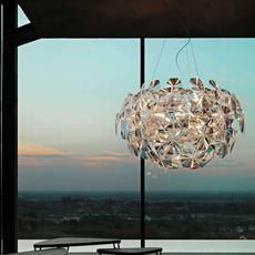 Hope francisco gomez paz suspension pendant light  luceplan 1d66105s0000  design signed nedgis 78450 thumb