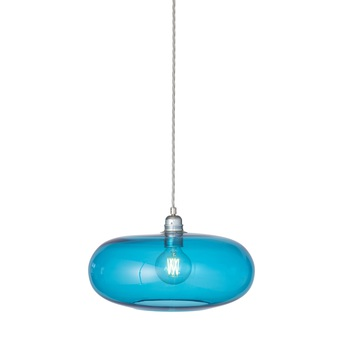 Suspension horizon 36 bleu piscine o36cm h20cm ebb and flow normal